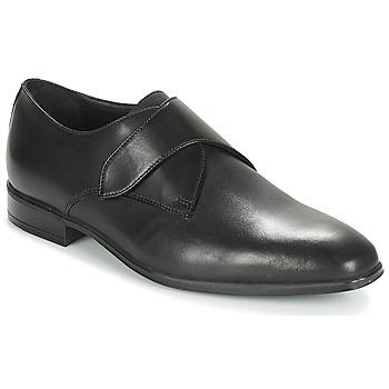 Sapatos Homem Sapatos André VIRGULE Preto