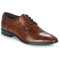Sapatos Homem Sapatos André CARIOUX Castanho