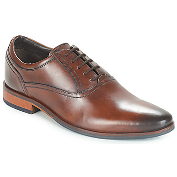 Sapatos Homem Richelieu André LISTING Castanho