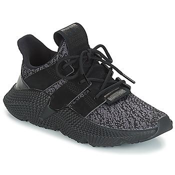 Sapatos Criança Sapatilhas adidas Originals PROPHERE J Preto