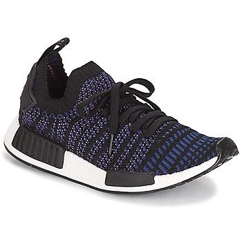 Sapatos Mulher Sapatilhas adidas Originals NMD R1 STLT PK W Preto