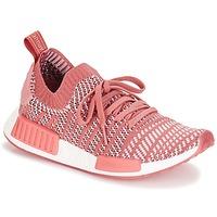 Sapatos Mulher Sapatilhas adidas Originals NMD R1 STLT PK W Rosa