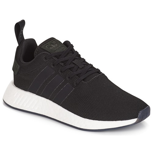 Sapatos Sapatilhas adidas Originals NMD R2 Preto