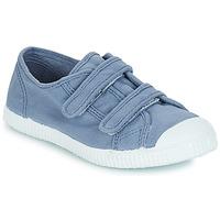 Sapatos Rapaz Sapatilhas André LITTLE SAND Azul