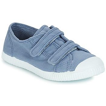 Sapatos Criança Sapatilhas André LITTLE SAND Azul