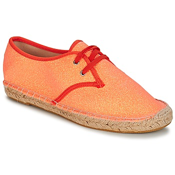 Sapatos Mulher Alpargatas André DANCEFLOOR Coral