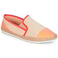 Sapatos Mulher Alpargatas André DIXY Coral