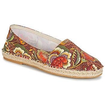 Sapatos Mulher Alpargatas André JAMAIQUE Multicolor