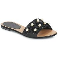 Sapatos Mulher Chinelos André LORETTA Preto
