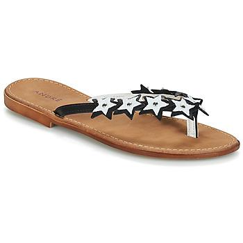 Sapatos Mulher Sandálias André TAM TAM Preto