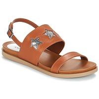 Sapatos Mulher Sandálias André TAIGA Camel