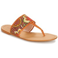 Sapatos Mulher Chinelos André JERSEY Multicolor