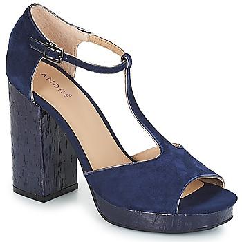 Sapatos Mulher Sandálias André TORRIDE Marinho
