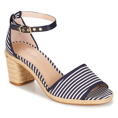 Sapatos Mulher Sandálias André JAKARTA Azul