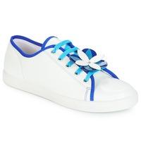 Sapatos Mulher Sapatilhas André GUIMAUVE Branco