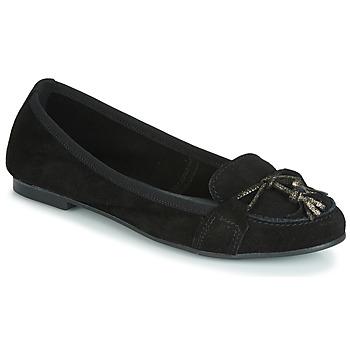 Sapatos Mulher Mocassins André COQUETTE Preto