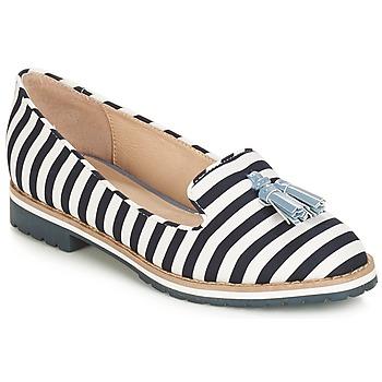 Sapatos Mulher Mocassins André DINAN Branco
