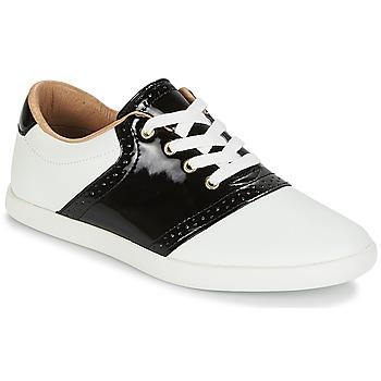 Sapatos Mulher Sapatilhas André LIZZIE Branco