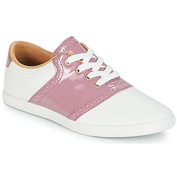 Sapatos Mulher Sapatilhas André LIZZIE Rosa