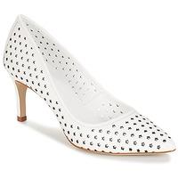 Sapatos Mulher Escarpim André LOUNA Branco