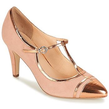 Sapatos Mulher Escarpim André LORETTE Rosa