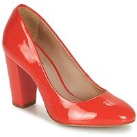 Sapatos Mulher Escarpim André PIPELETTE Vermelho