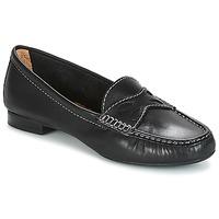 Sapatos Mulher Mocassins André DORY Preto