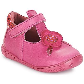 Sapatos Rapariga Sabrinas André FLORE Rosa fúchia