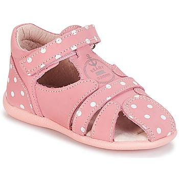 Sapatos Rapariga Sandálias André MARINA Rosa