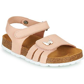Sapatos Rapariga Sandálias André PAPILLON Rosa
