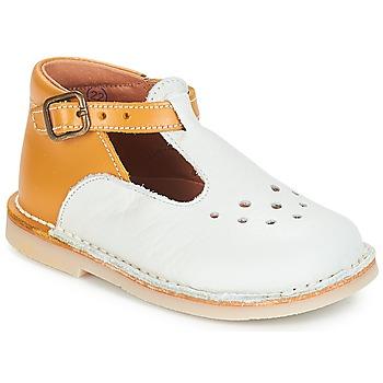 Sapatos Rapariga Sabrinas André FALAISE Cru