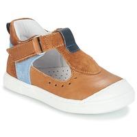 Sapatos Rapariga Sabrinas André SARBACANE Camel