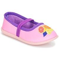 Sapatos Rapariga Sabrinas André CITRONNADE Rosa