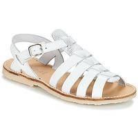 Sapatos Rapariga Sandálias André CANDIE Branco