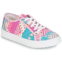 Sapatos Rapariga Sapatilhas André YOKO Multicolor