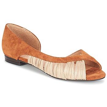 Sapatos Mulher Sandálias André PIPA Camel