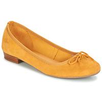 Sapatos Mulher Sabrinas André CINDY Amarelo