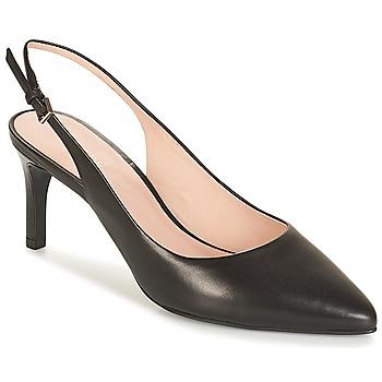 Sapatos Mulher Escarpim André PETALIA Preto
