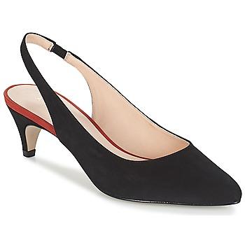 Sapatos Mulher Escarpim André TAPANE Preto