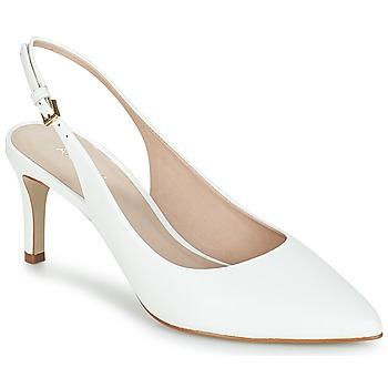 Sapatos Mulher Escarpim André PETALIA Branco