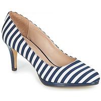Sapatos Mulher Escarpim André CRYSTAL Azul