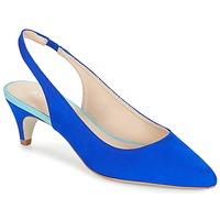 Sapatos Mulher Escarpim André TAPANE Azul