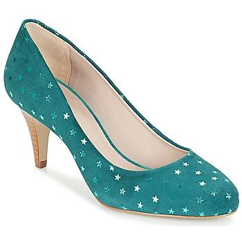 Sapatos Mulher Escarpim André BETSY Turquesa