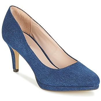 Sapatos Mulher Escarpim André CRYSTAL Ganga