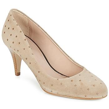 Sapatos Mulher Escarpim André BETSY Bege