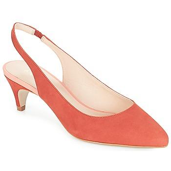 Sapatos Mulher Escarpim André TAPANE Vermelho