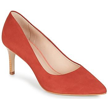 Sapatos Mulher Escarpim André SCARLET Laranja