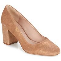 Sapatos Mulher Escarpim André PENSIVE Bronze
