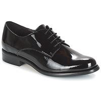 Sapatos Mulher Sapatos André LOUKOUM Preto