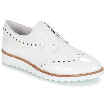 Sapatos Mulher Sapatos André AMBROISE Branco